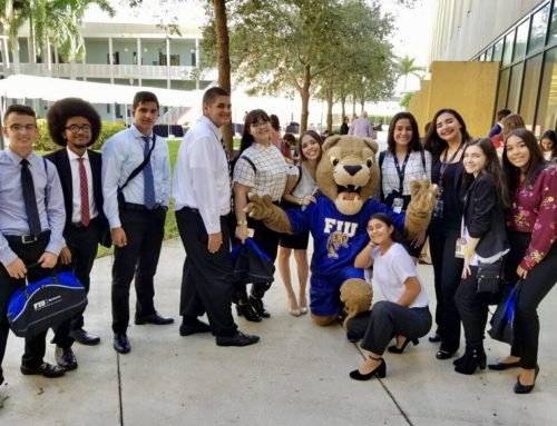 Academy of Finance is College & Career Ready at FIU