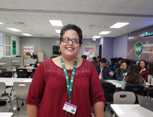 Super Teacher: Mrs. Yoelin Cabrera-Fernandez, Southwest Miami High