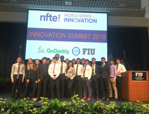 World Series NFTE Innovation Summit 2018