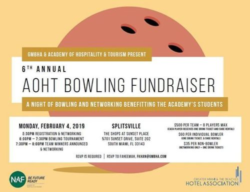 Save the Date for 6th Annual AOHT Bowling Fundraiser