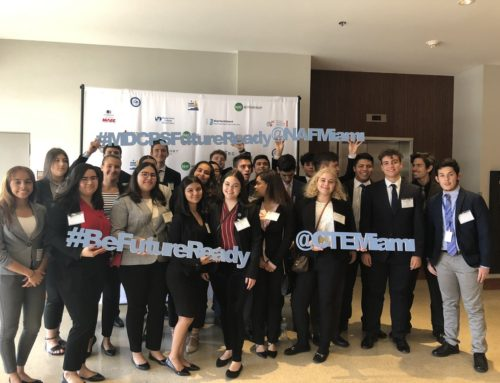 The MEGA NAF Miami Student Conference 2018-2019