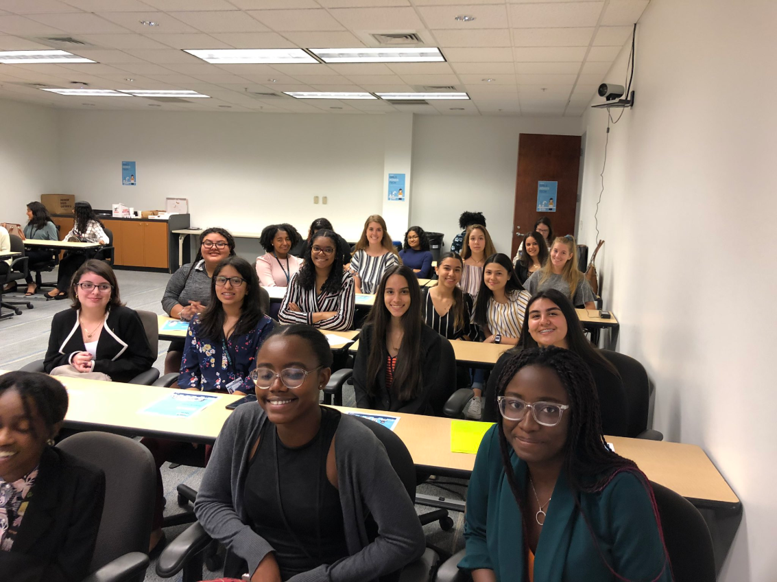 Miami Lakes Educational Center Students Receive Outstanding Mentoring Opportunity at Technology Powerhouse Cisco Headquarters!