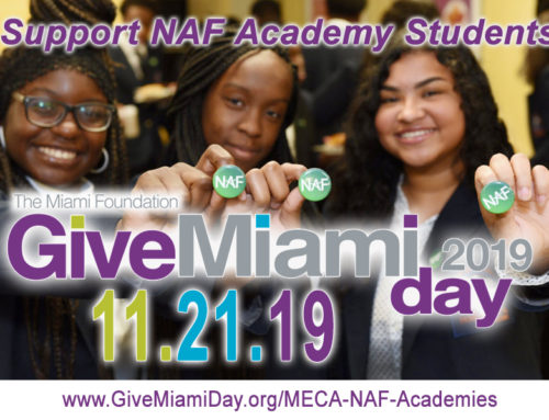 Thank You Give Miami Day Donors