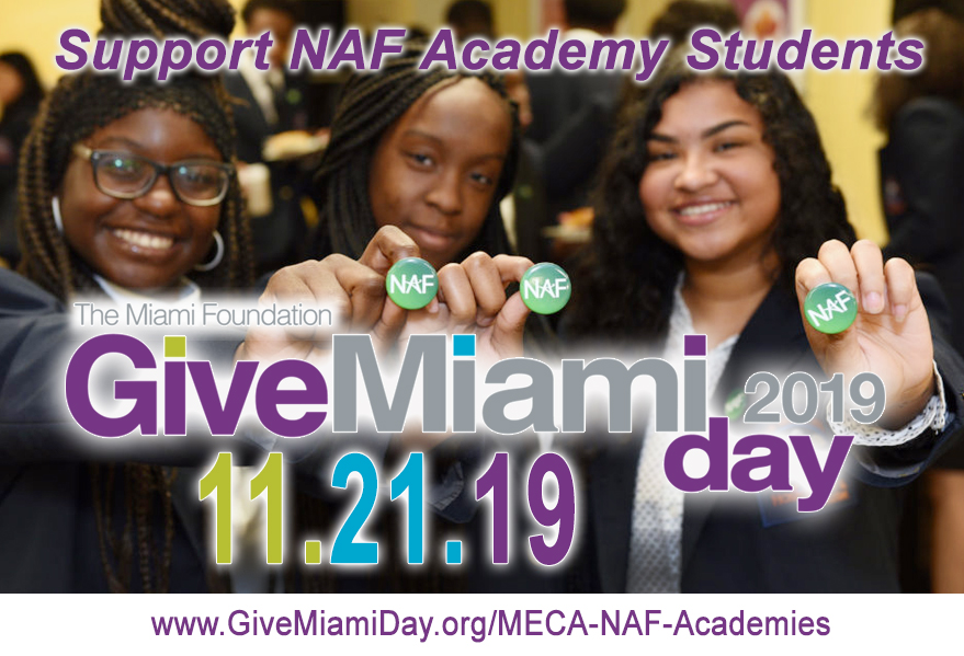Give Miami Day logo Nov 21, 2020