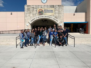 FIU Tour – Braddock's Business and I.T. Department