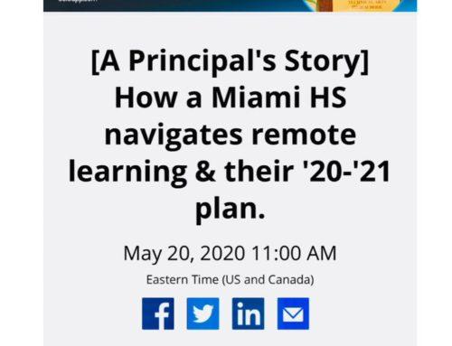 Principal Showcases Innovative Bulb App E-Porfolios