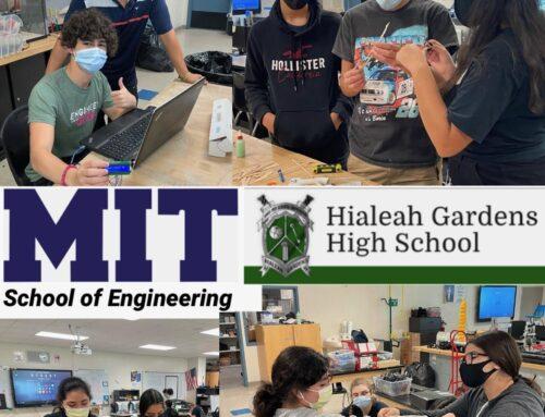 HGHS MIT Engineering Design Workshop!